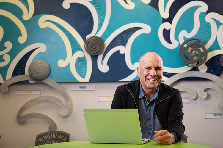 Dave Coyne's te reo Māori journey continues