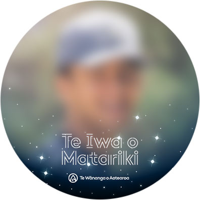 Matariki Facebook profile picture filter