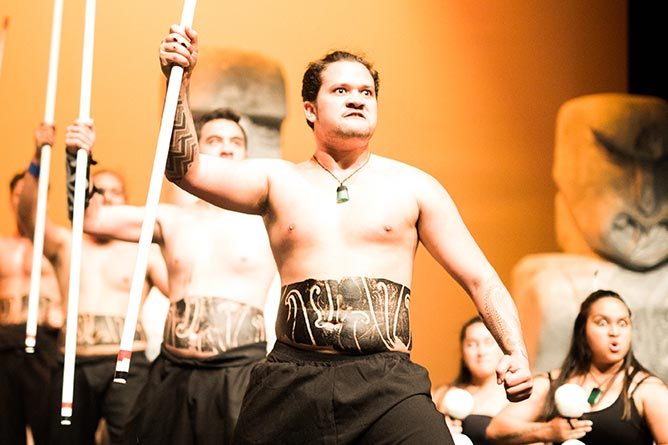 Māori Performing Arts